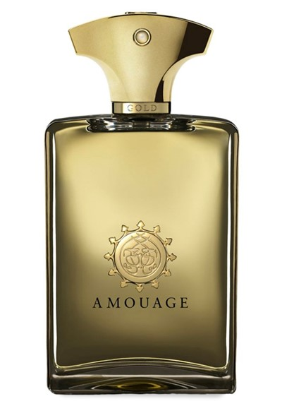 Amouage Gold for men (Амуаж)