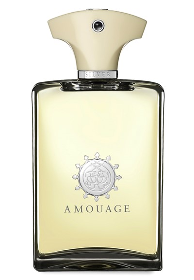 Amouage Silver men (Амуаж)